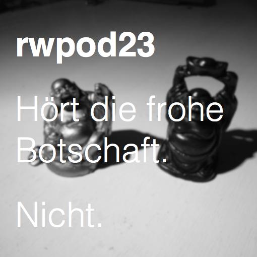rwpod23 cover