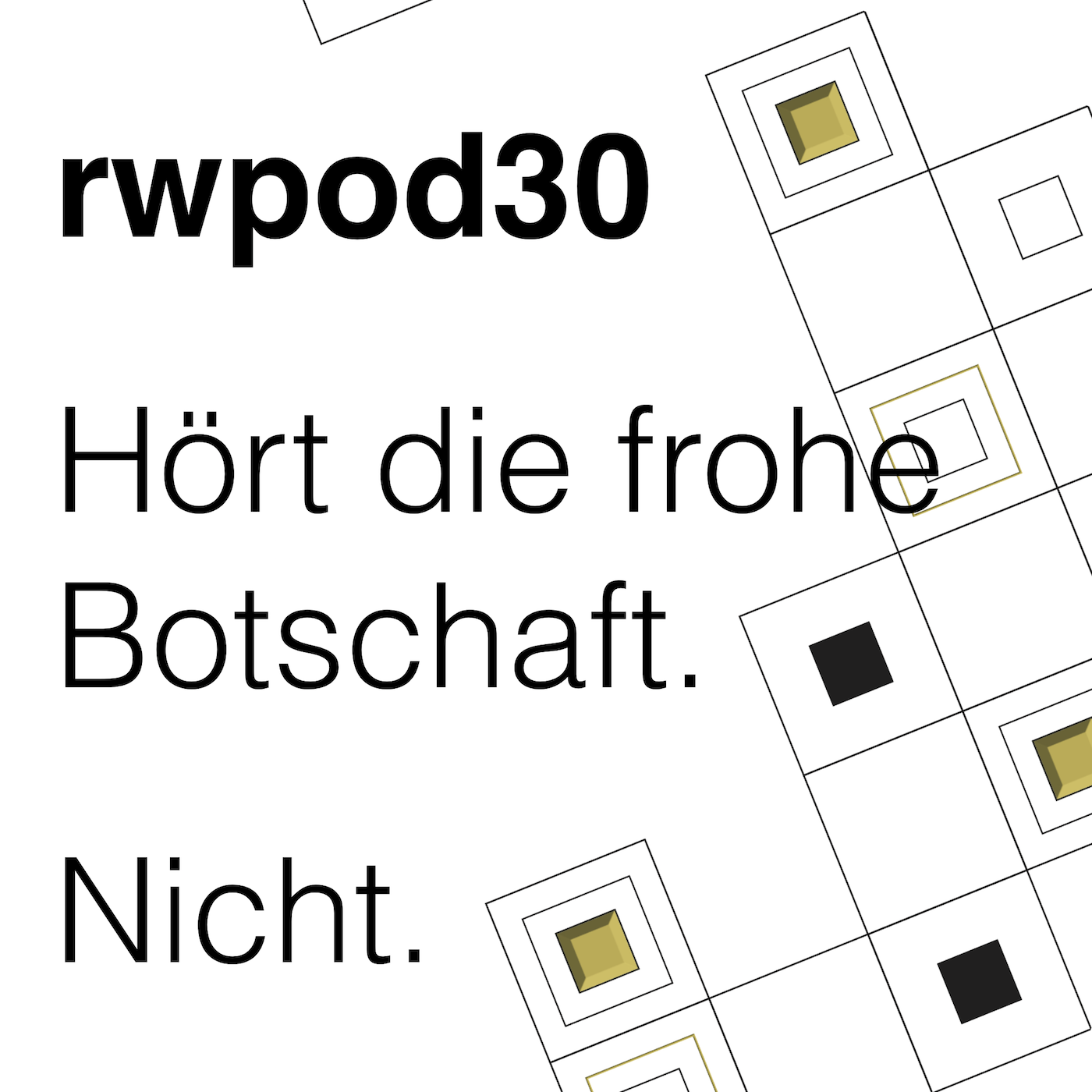 rwpod30 cover